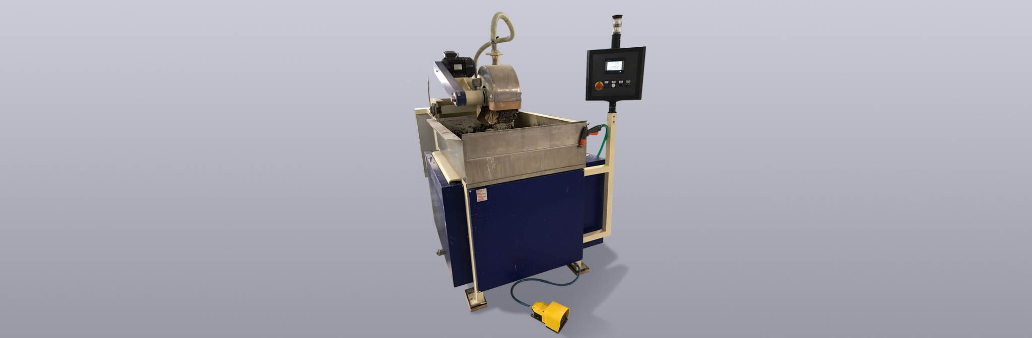 Polishing machine LX1 hollow glass
