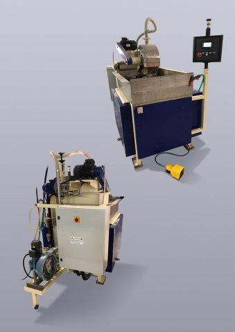 Automatic polishing LX1 - cognac