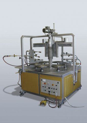 Automatic reburning BT6